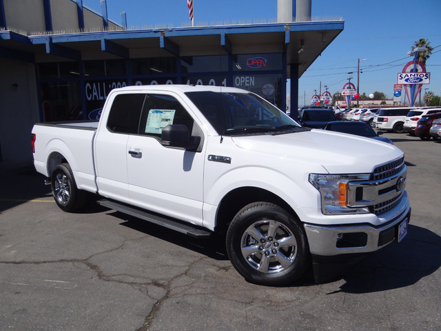 2018 F-150 Super Cab 4x2,  Pickup #JKD70396 - photo 4