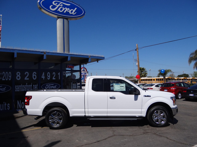 2018 F-150 Super Cab 4x2,  Pickup #JKD70396 - photo 5
