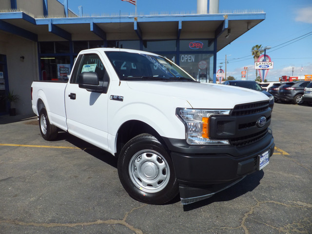 2018 F-150 Regular Cab 4x2,  Pickup #JKE15178 - photo 3