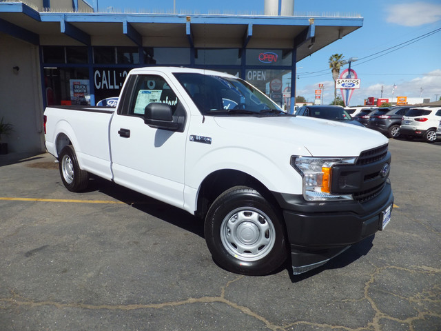 2018 F-150 Regular Cab 4x2,  Pickup #JKE15178 - photo 4