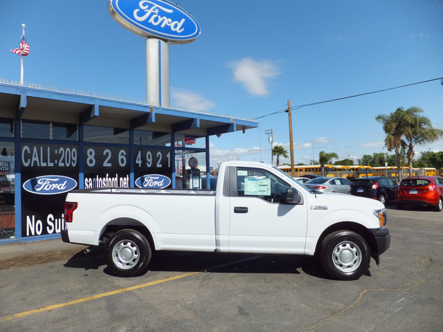 2018 F-150 Regular Cab 4x2,  Pickup #JKE15178 - photo 5