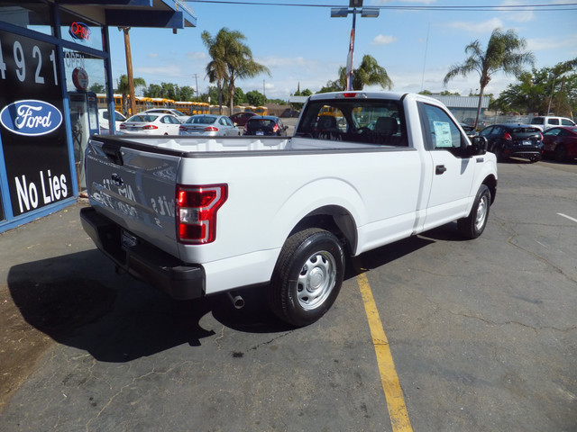 2018 F-150 Regular Cab 4x2,  Pickup #JKE15178 - photo 8
