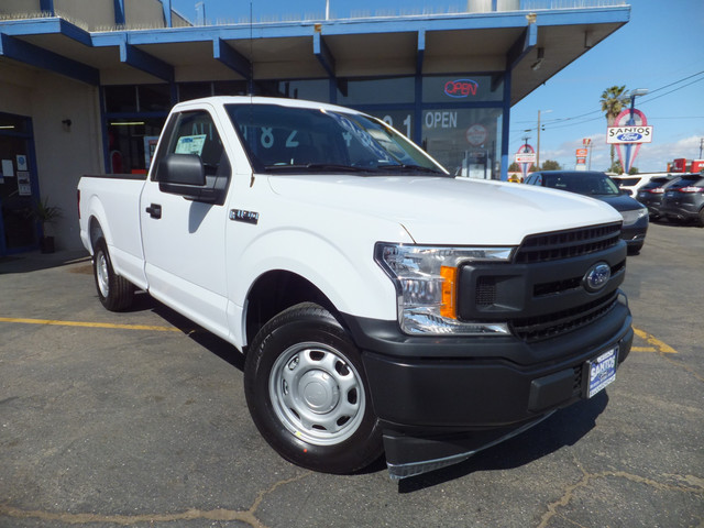2018 F-150 Regular Cab 4x2,  Pickup #JKE24229 - photo 3