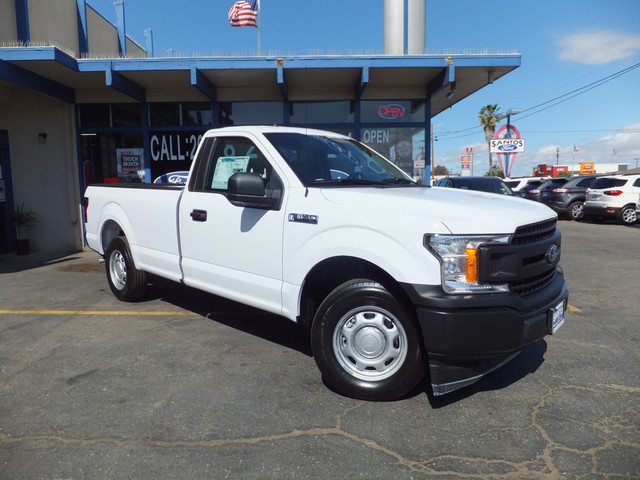 2018 F-150 Regular Cab 4x2,  Pickup #JKE24229 - photo 4