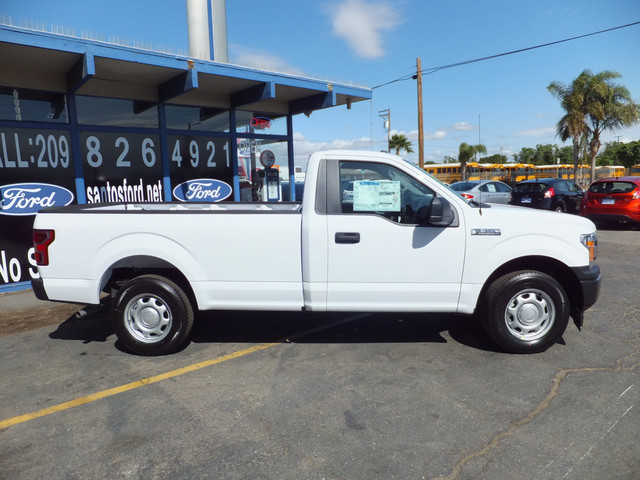 2018 F-150 Regular Cab 4x2,  Pickup #JKE24229 - photo 6
