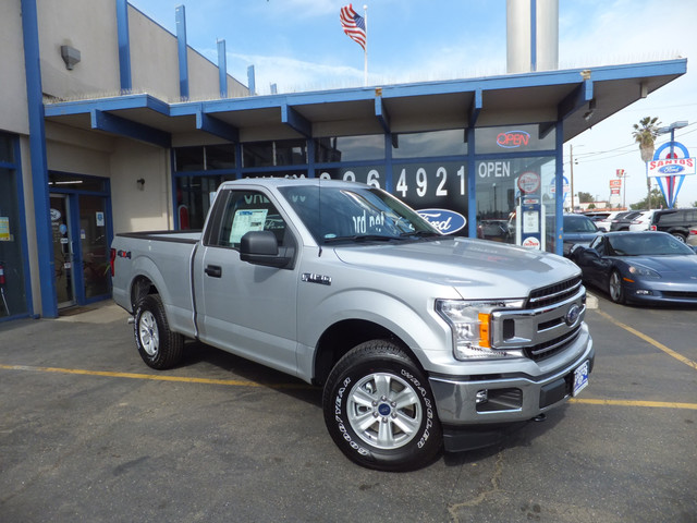 2018 F-150 Regular Cab 4x4,  Pickup #JKE24231 - photo 3