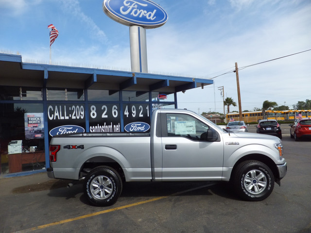 2018 F-150 Regular Cab 4x4,  Pickup #JKE24231 - photo 4