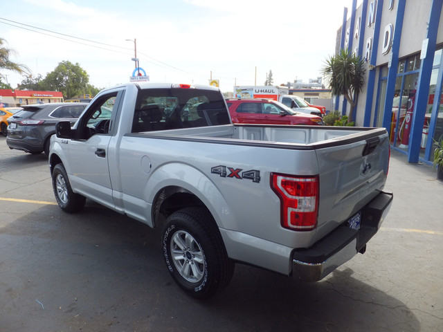2018 F-150 Regular Cab 4x4,  Pickup #JKE24231 - photo 7