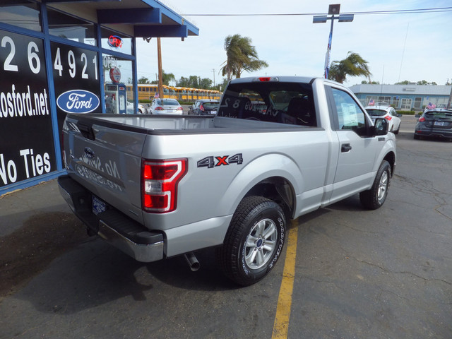 2018 F-150 Regular Cab 4x4,  Pickup #JKE24231 - photo 2