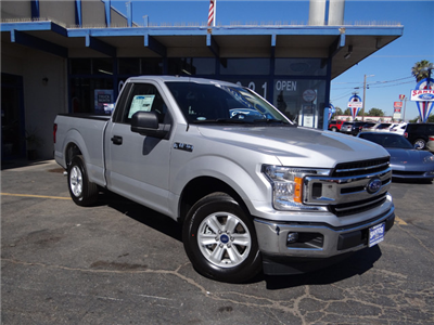 2018 F-150 Regular Cab 4x2,  Pickup #JKE31611 - photo 3