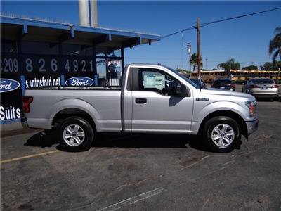2018 F-150 Regular Cab 4x2,  Pickup #JKE31611 - photo 6