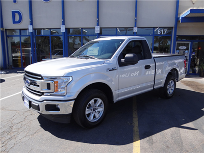 2018 F-150 Regular Cab 4x2,  Pickup #JKE31611 - photo 1