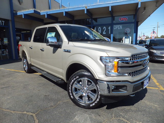 2018 F-150 SuperCrew Cab 4x4,  Pickup #JKE37937 - photo 3