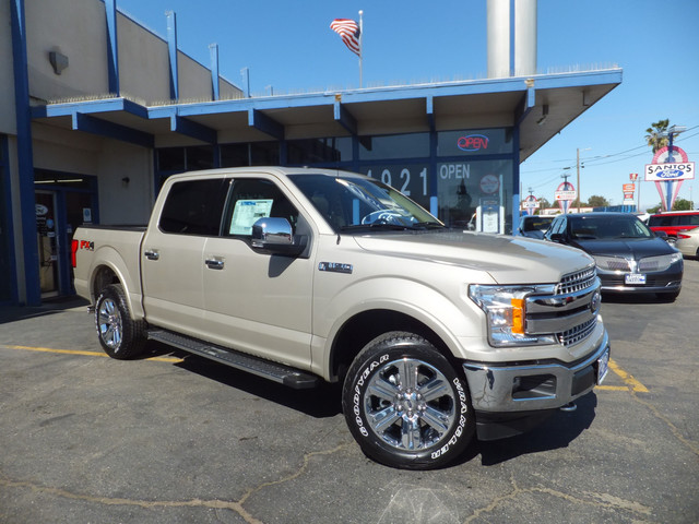 2018 F-150 SuperCrew Cab 4x4,  Pickup #JKE37937 - photo 4