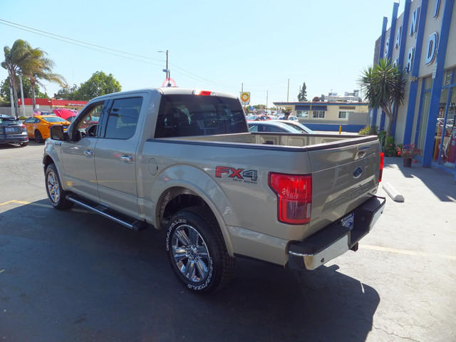 2018 F-150 SuperCrew Cab 4x4,  Pickup #JKE37937 - photo 2