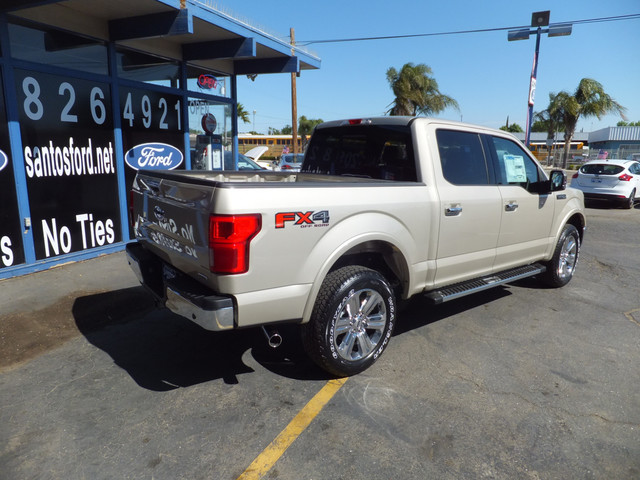 2018 F-150 SuperCrew Cab 4x4,  Pickup #JKE37937 - photo 10