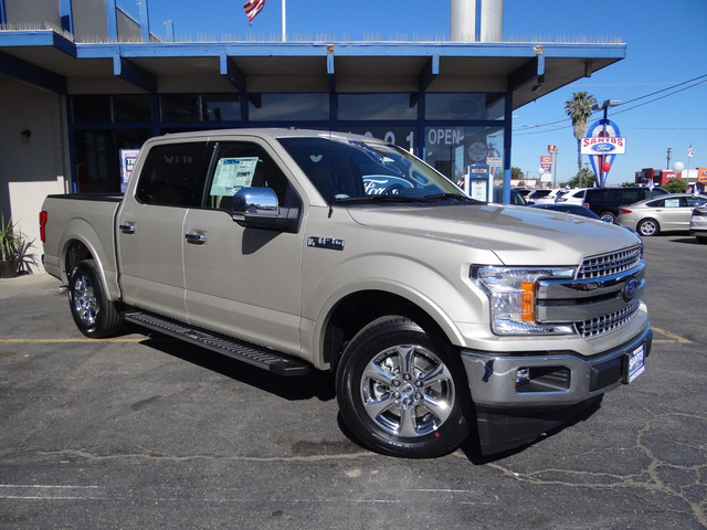 2018 F-150 SuperCrew Cab 4x2,  Pickup #JKE40141 - photo 3