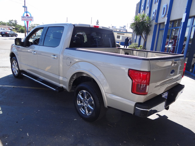 2018 F-150 SuperCrew Cab 4x2,  Pickup #JKE40141 - photo 7