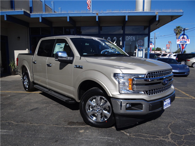 2018 F-150 SuperCrew Cab 4x2,  Pickup #JKE40141 - photo 1