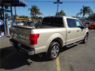 2018 F-150 SuperCrew Cab 4x2,  Pickup #JKE40141 - photo 2