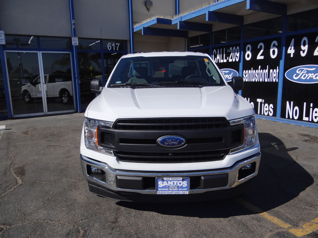 2018 F-150 Regular Cab 4x2,  Pickup #JKE45139 - photo 3