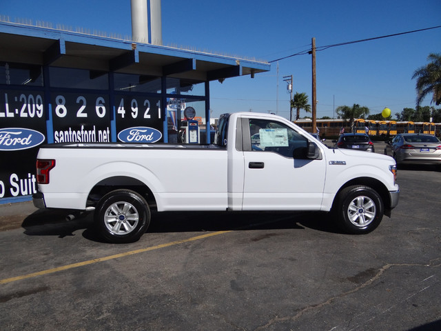 2018 F-150 Regular Cab 4x2,  Pickup #JKE45139 - photo 4