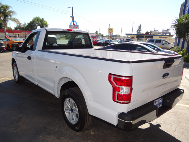 2018 F-150 Regular Cab 4x2,  Pickup #JKE45139 - photo 5