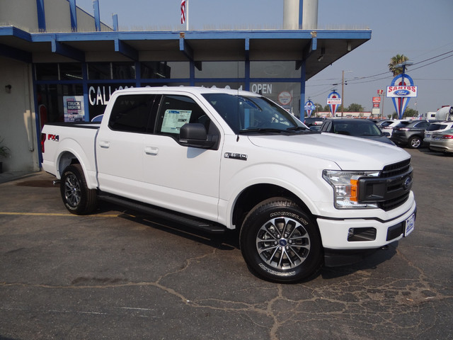 2018 F-150 SuperCrew Cab 4x4,  Pickup #JKE67268 - photo 5
