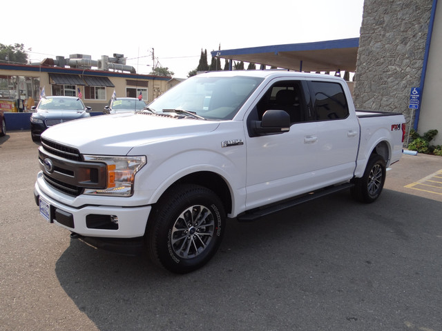 2018 F-150 SuperCrew Cab 4x4,  Pickup #JKE67268 - photo 1