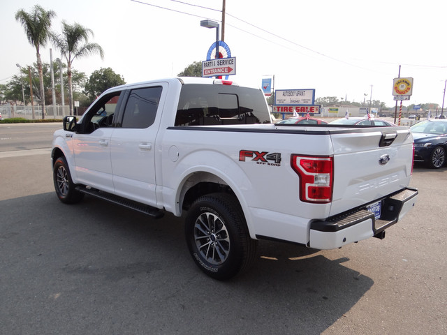 2018 F-150 SuperCrew Cab 4x4,  Pickup #JKE67268 - photo 8