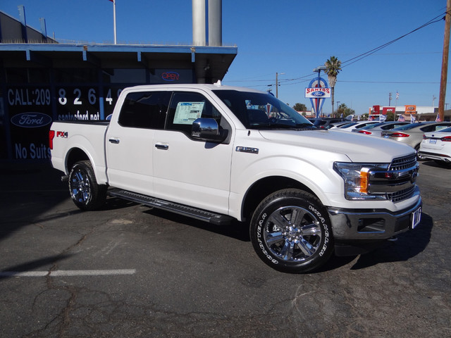 2018 F-150 SuperCrew Cab 4x4,  Pickup #JKF60613 - photo 4