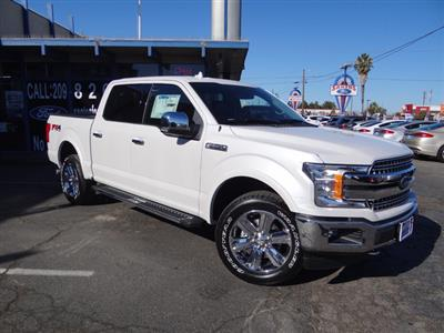 2018 F-150 SuperCrew Cab 4x4,  Pickup #JKF60613 - photo 3