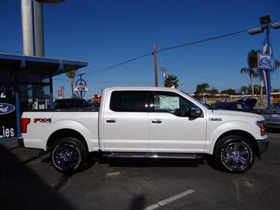 2018 F-150 SuperCrew Cab 4x4,  Pickup #JKF60613 - photo 5
