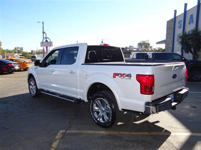 2018 F-150 SuperCrew Cab 4x4,  Pickup #JKF60613 - photo 8