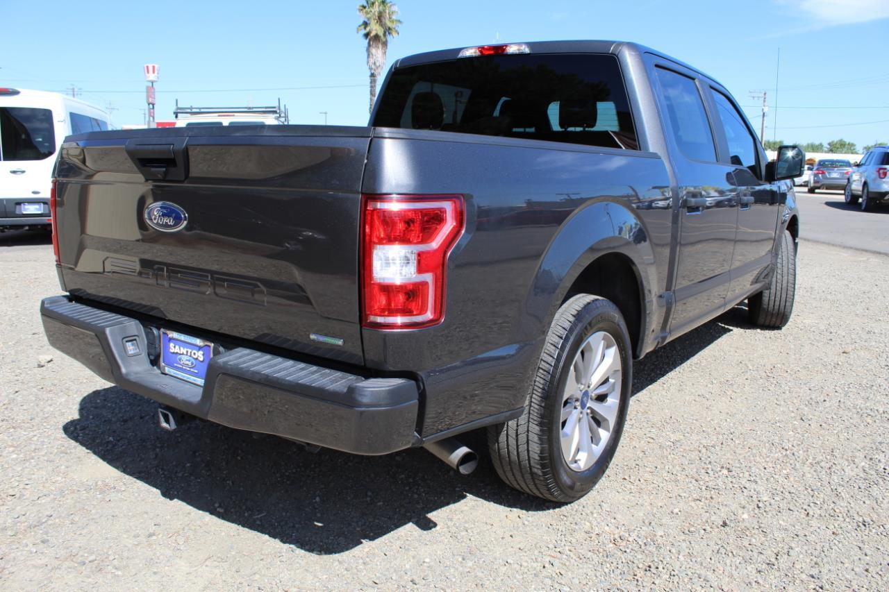 2018 Ford F-150 SuperCrew Cab 4x2, Pickup #JKF60676 - photo 1