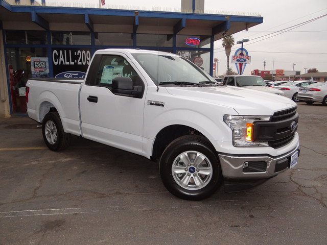 2018 F-150 Regular Cab 4x2,  Pickup #JKG07082 - photo 3