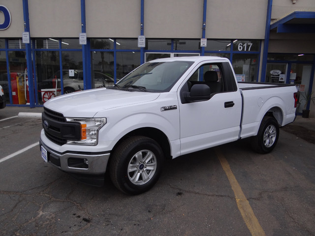 2018 F-150 Regular Cab 4x2,  Pickup #JKG07082 - photo 6