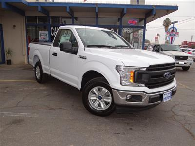 2018 F-150 Regular Cab 4x2,  Pickup #JKG07082 - photo 1