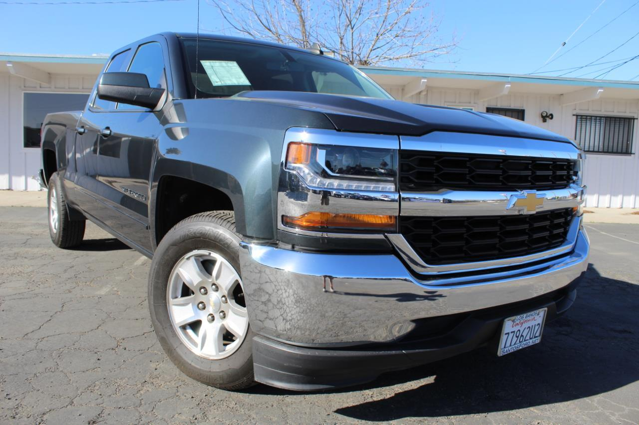 2018 Chevrolet Silverado 1500 Double Cab 4x2, Pickup #JZ175058 - photo 1