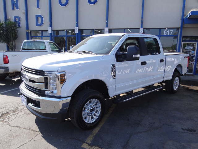2019 F-250 Crew Cab 4x4,  Pickup #KEC09333 - photo 7