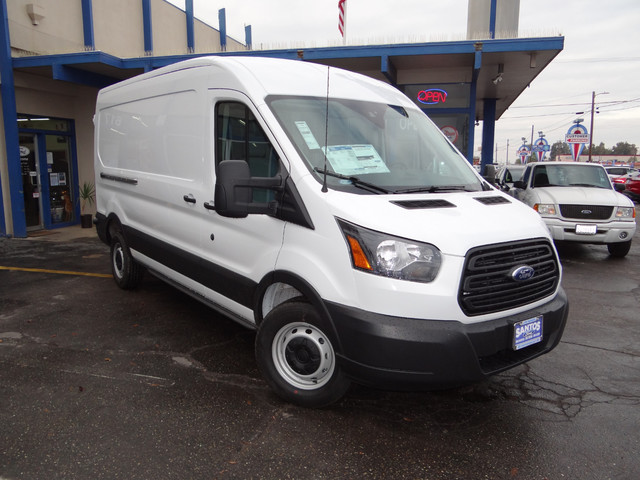 2019 Transit 250 Med Roof 4x2,  Empty Cargo Van #KKA05123 - photo 1