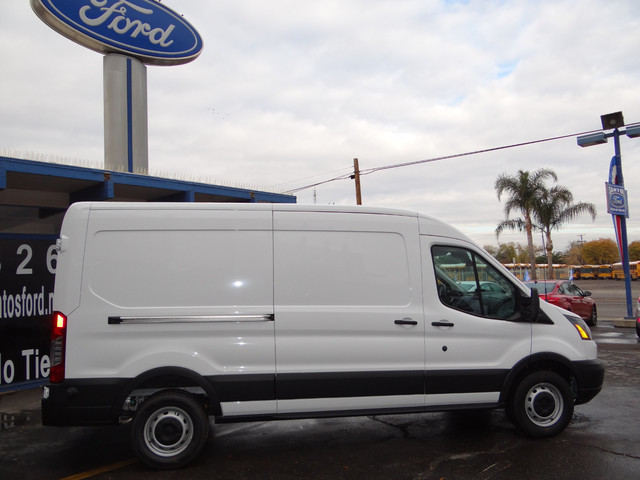 2019 Transit 250 Med Roof 4x2,  Empty Cargo Van #KKA05123 - photo 4