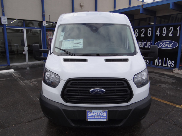 2019 Transit 250 Med Roof 4x2,  Empty Cargo Van #KKA05123 - photo 5