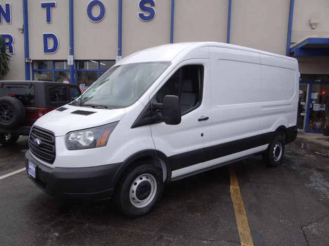 2019 Transit 250 Med Roof 4x2,  Empty Cargo Van #KKA05123 - photo 6