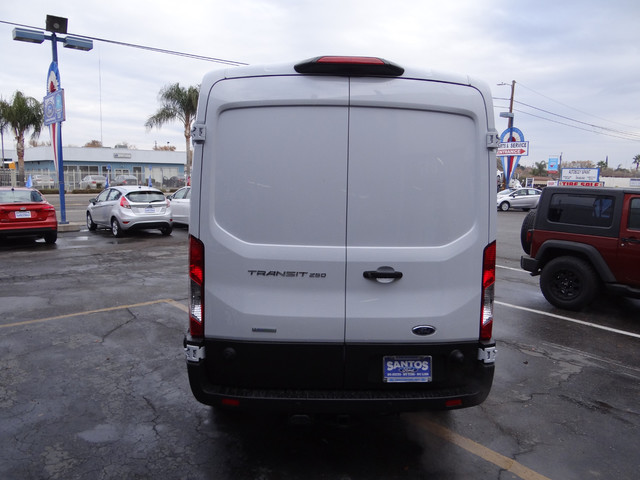 2019 Transit 250 Med Roof 4x2,  Empty Cargo Van #KKA05123 - photo 9