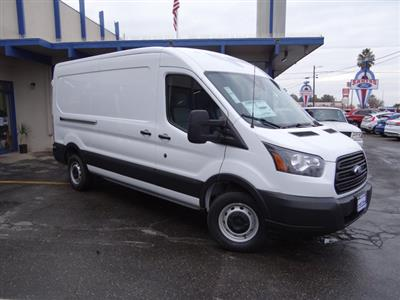 2019 Transit 250 Med Roof 4x2,  Empty Cargo Van #KKA05123 - photo 3