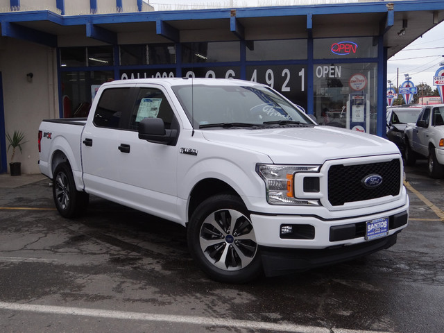 2019 F-150 SuperCrew Cab 4x2,  Pickup #KKC36563 - photo 1
