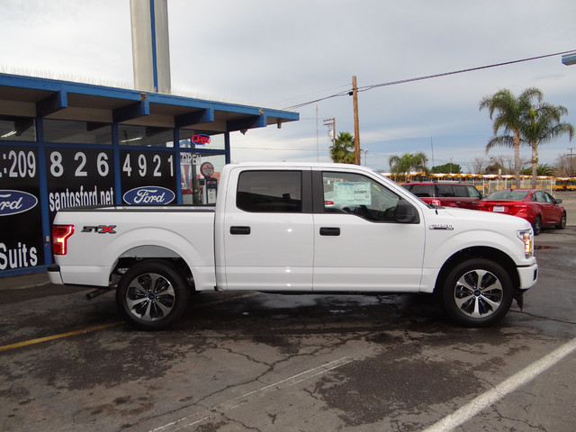 2019 F-150 SuperCrew Cab 4x2,  Pickup #KKC36563 - photo 3