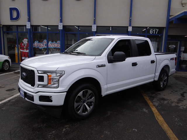 2019 F-150 SuperCrew Cab 4x2,  Pickup #KKC36563 - photo 5