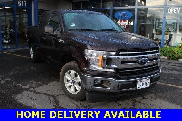 2019 Ford F-150 SuperCrew Cab 4x2, Pickup #KKC38578 - photo 1